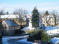 Solwitz im Winter