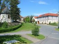 Solkwitz Dorfplatz