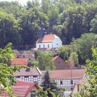 Blick über Döbritz