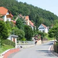 Langenorlas Nachbarschaft