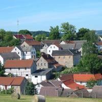 Blick auf Oberoppurg