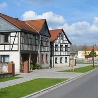 Schmiedestraße in Oppurg