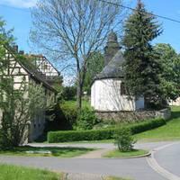 Blick in Richtung Osten von Solkwitz