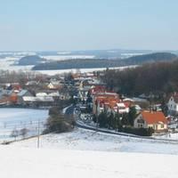 Blick auf Wernburg
