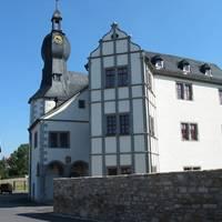 Nordseite des Schlosses