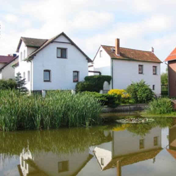 Ortschaftsblick