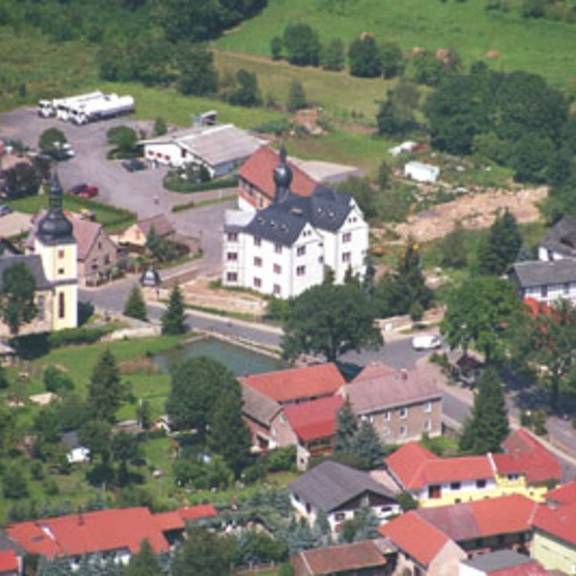Luftbild über Nimritz
