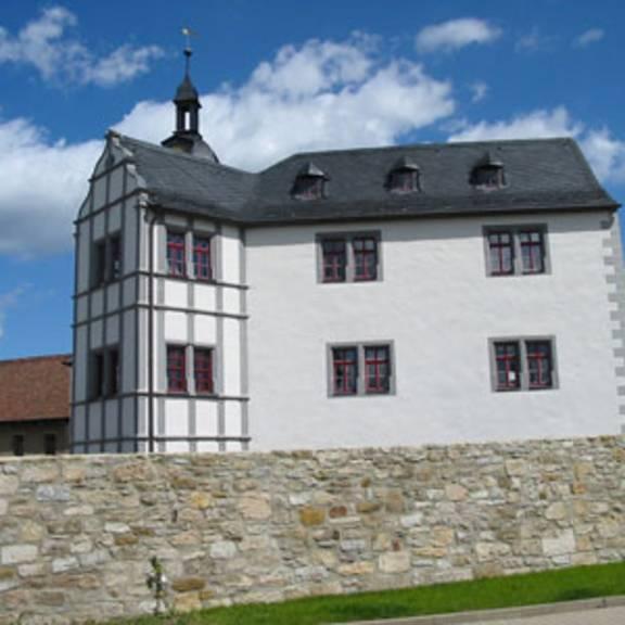 Ostseite des Schlosses